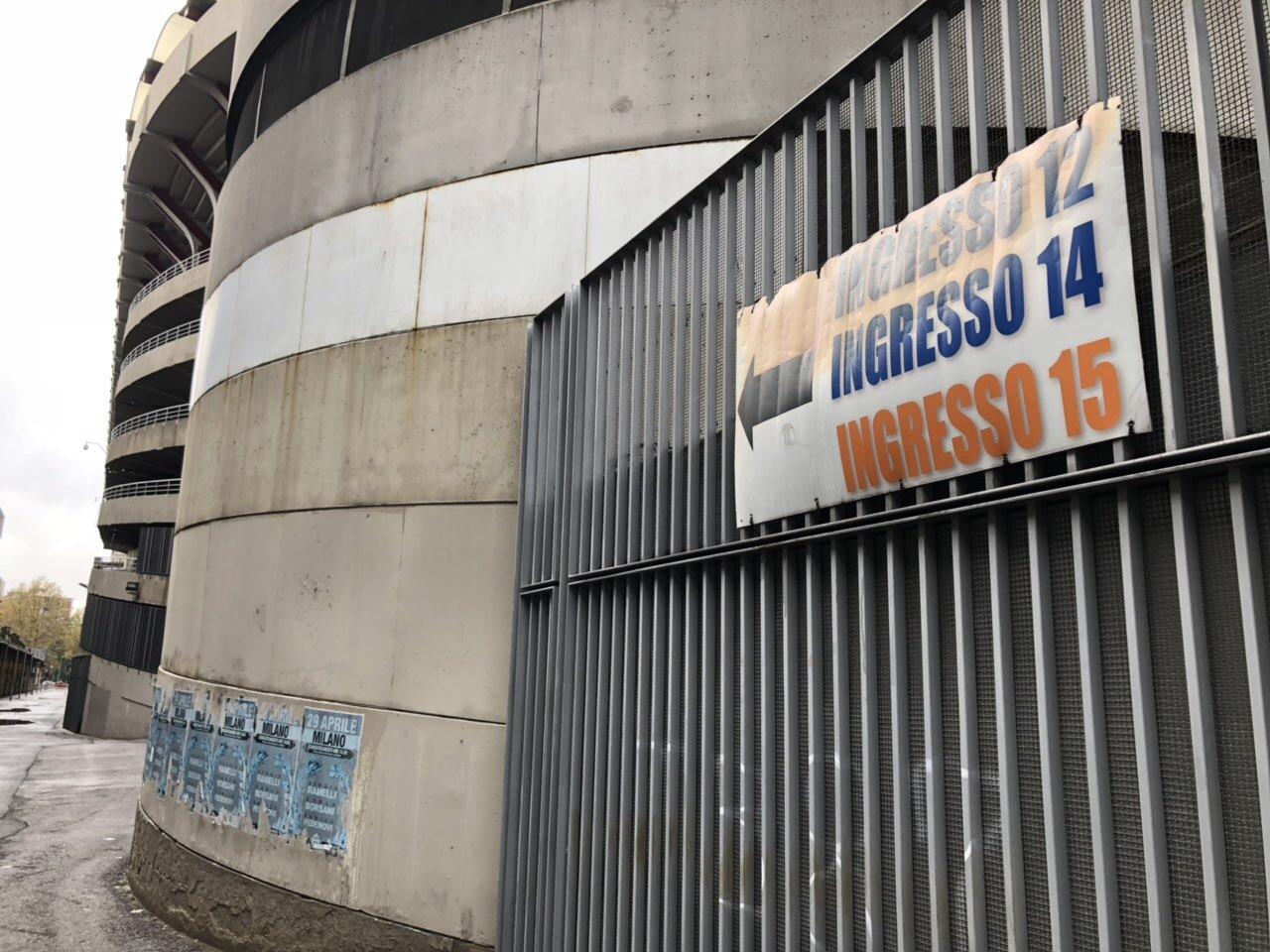 """Осенний """"Сан-Сиро"""", или серые футбольные будни Милана (Фото) - изображение 47"""