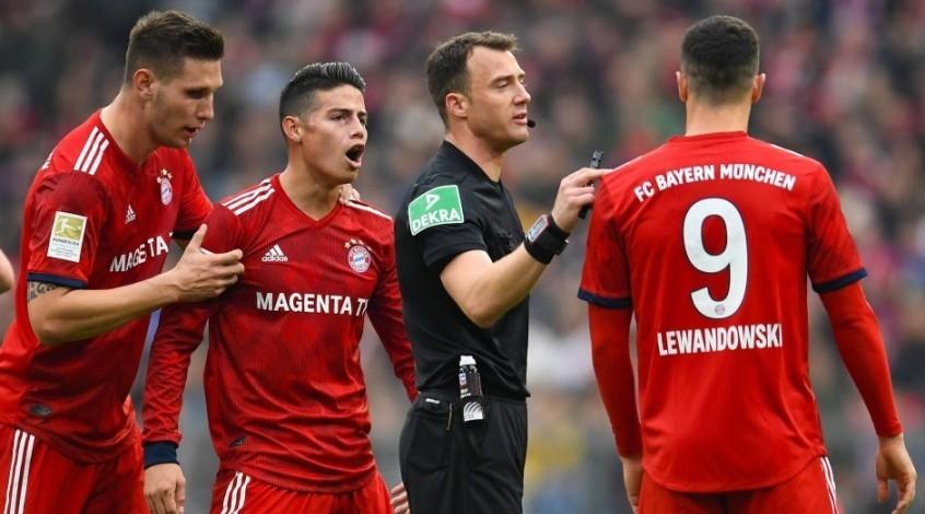 """Чемпионат Германии, 10-й тур. """"Бавария"""" вновь оступается"""