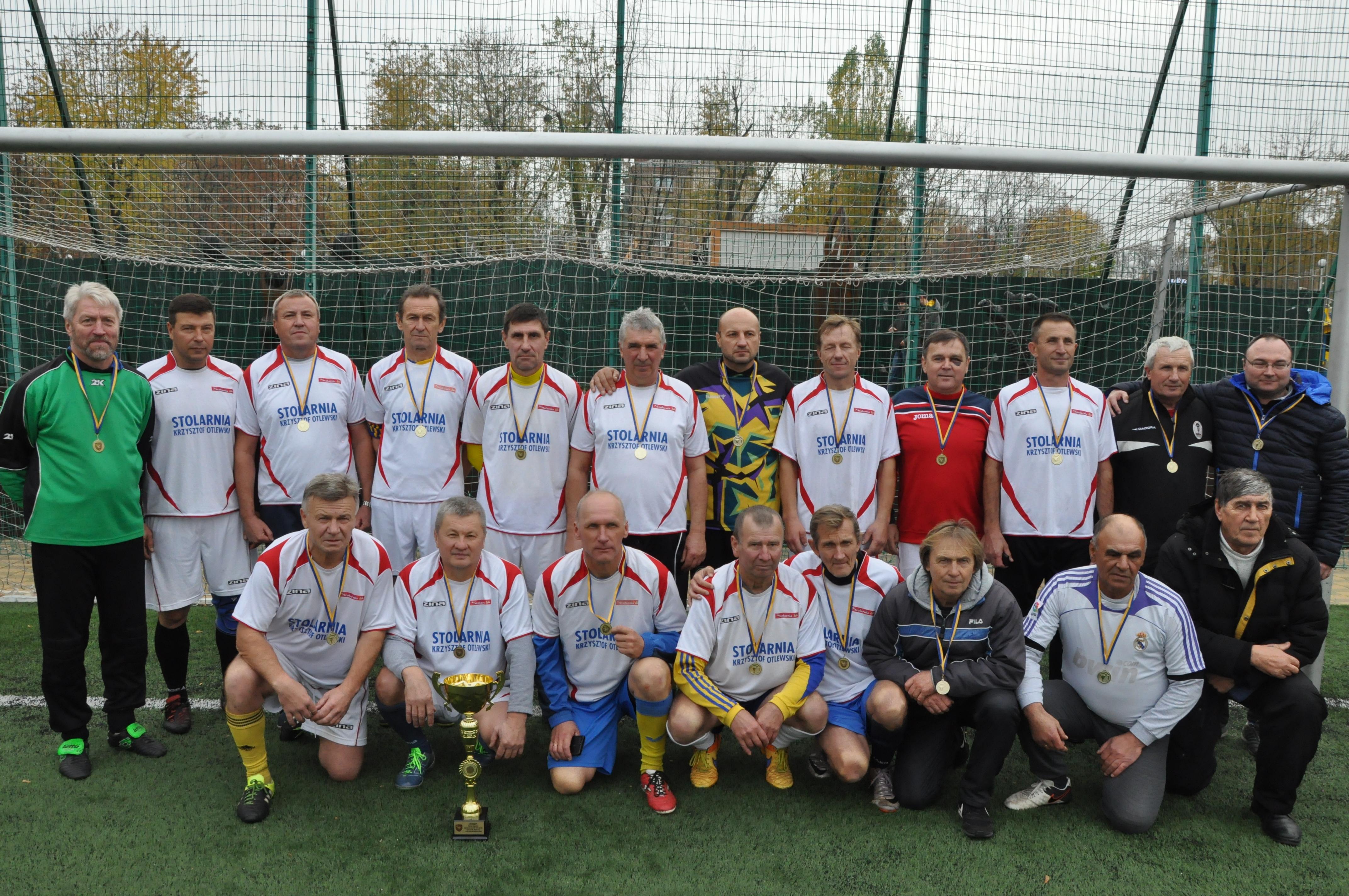 Определился победитель Кубка Украины среди ветеранов - изображение 2