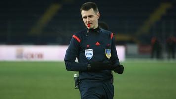 Українські арбітри працюватимуть на матчі Юнацької ліги УЄФА