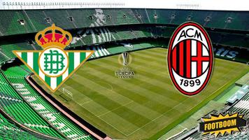 """Лига Европы. """"Бетис"""" - """"Милан"""" 1:1 (Видео)"""