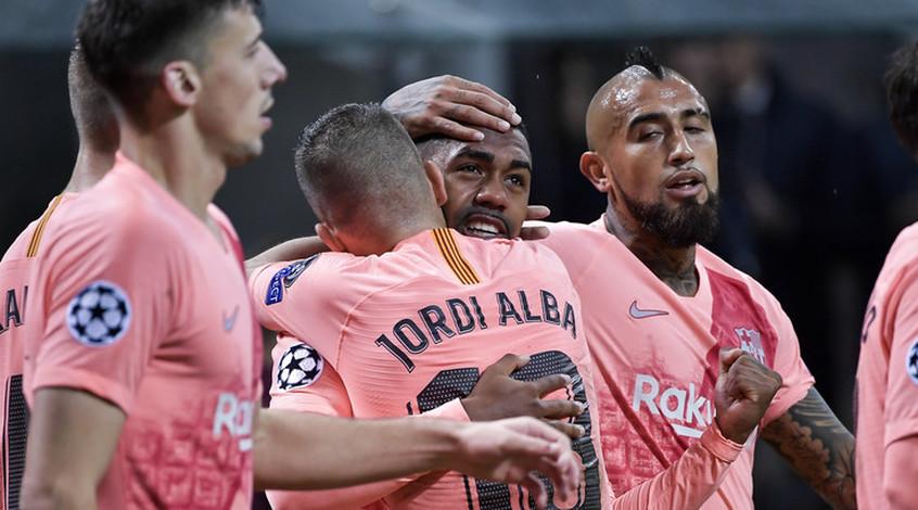 """""""Барселона"""": названа причина, по которой Малком получает мало игровой практики"""