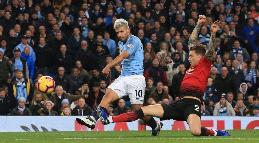 """Манчестер Сити"" - ""Манчестер Юнайтед"" 3:1. Без Погба и жизнь не та"