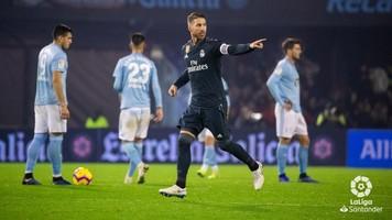 "Чемпионат Испании. 12-й тур. ""Реал"" побеждает в Виго"