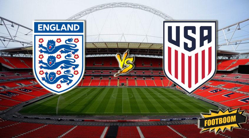 Англия - США. Анонс и прогноз матча