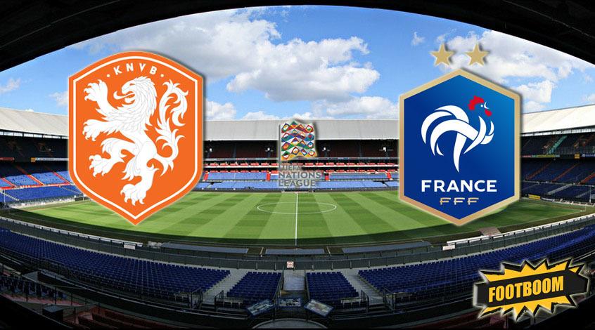 Голландия – Франция. Анонс и прогноз матча