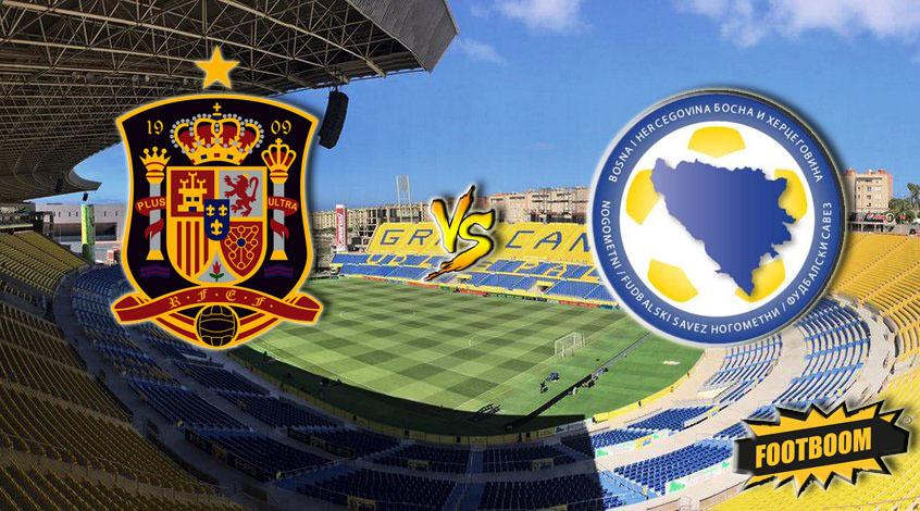 Испания - Босния и Герцеговина. Анонс и прогноз матча