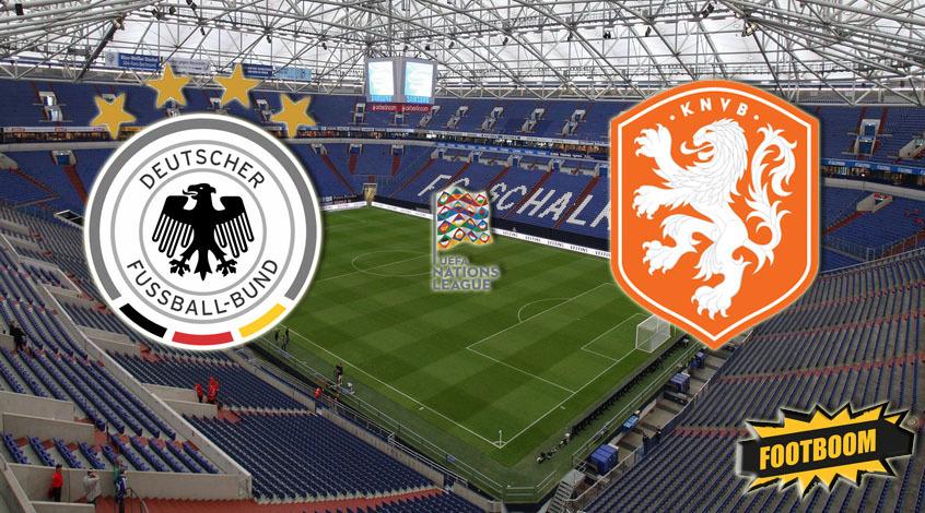 Германия - Голландия. Анонс и прогноз матча