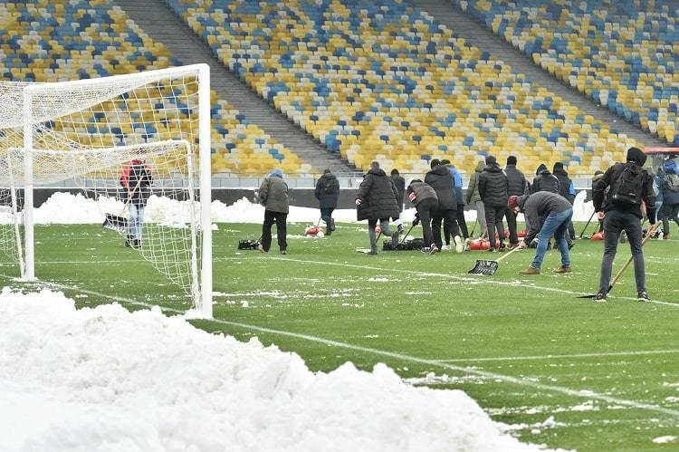 Збірна України: заняття в снігах та візит Ротаня - изображение 2