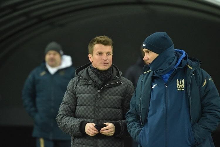 Збірна України: заняття в снігах та візит Ротаня - изображение 8