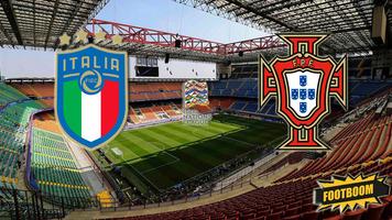 Лига Наций. Италия - Португалия 0:0 (Видео)