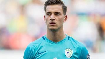 Беньямин Вербич стал новым капитаном сборной Словении