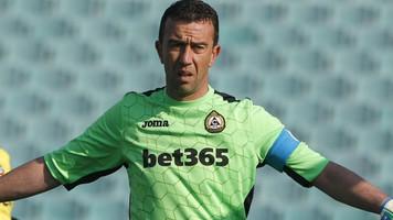 Голкипер сборной Болгарии Георги Петков установил возрастной рекорд