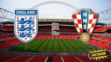 Лига Наций. Англия - Хорватия 2:1 (Видео)