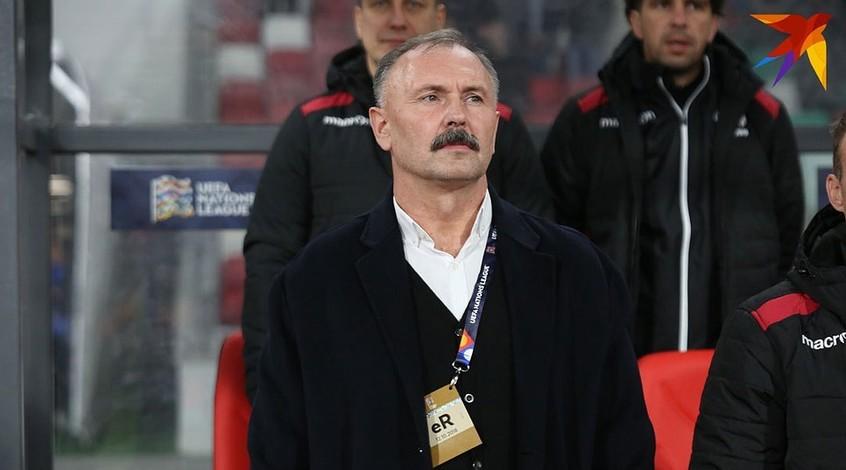 Официально:  БФФ и главный тренер сборной Беларуси Игорь Криушенко объявили о прекращении сотрудничества