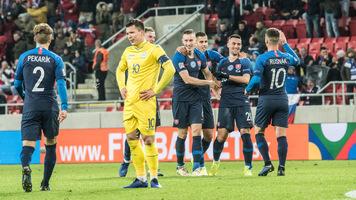 """Словацкие болельщики: """"Мы поставили Украину на место"""""""