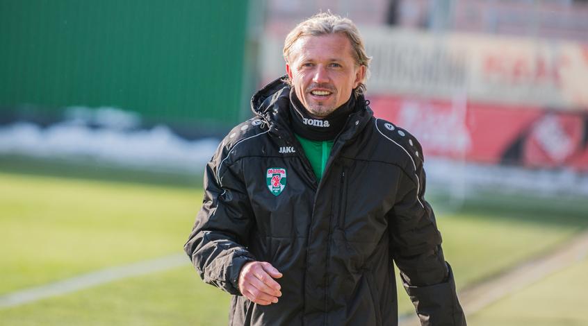 """Андрей Корнев: """"Мы, сами не ожидая того, неплохо пошумели в лиге"""""""