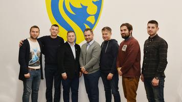 Федерація футболу Львівської області налагоджує міжнародні зв'язки