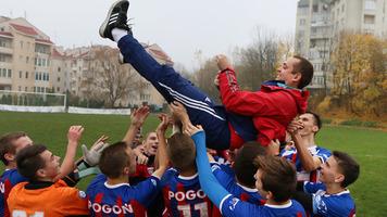 """Віталій Лобасюк: """"У нас воротар може зіграти в полі"""""""