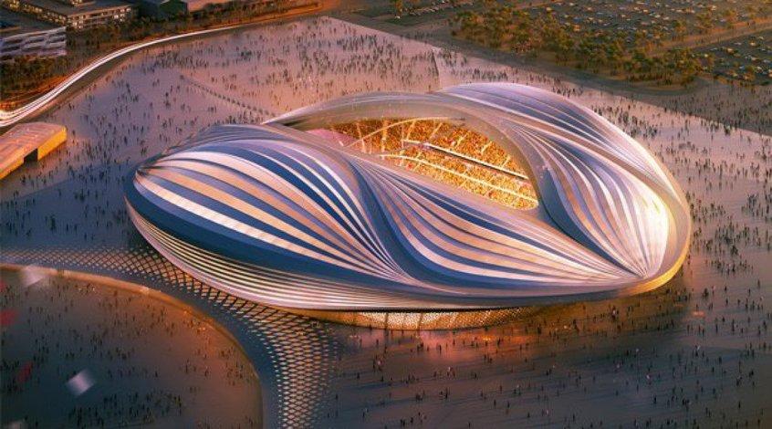 Топ-10 лучших стадионов, которые мы увидим в будущем