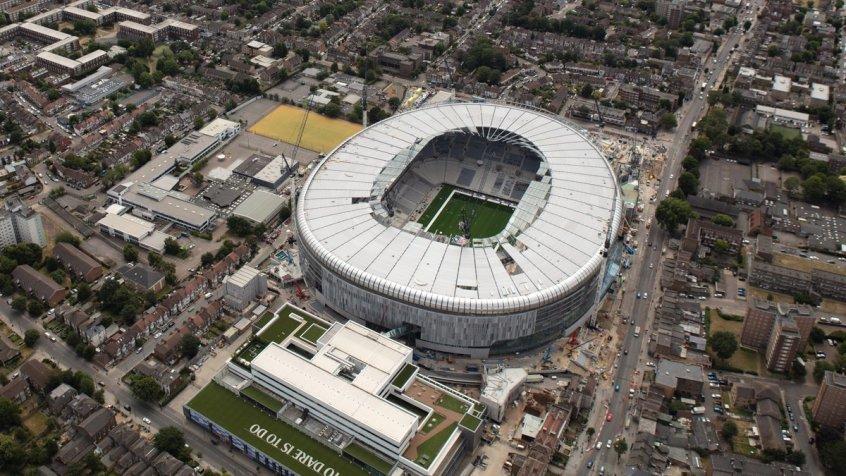 Топ-10 лучших стадионов, которые мы увидим в будущем - изображение 1
