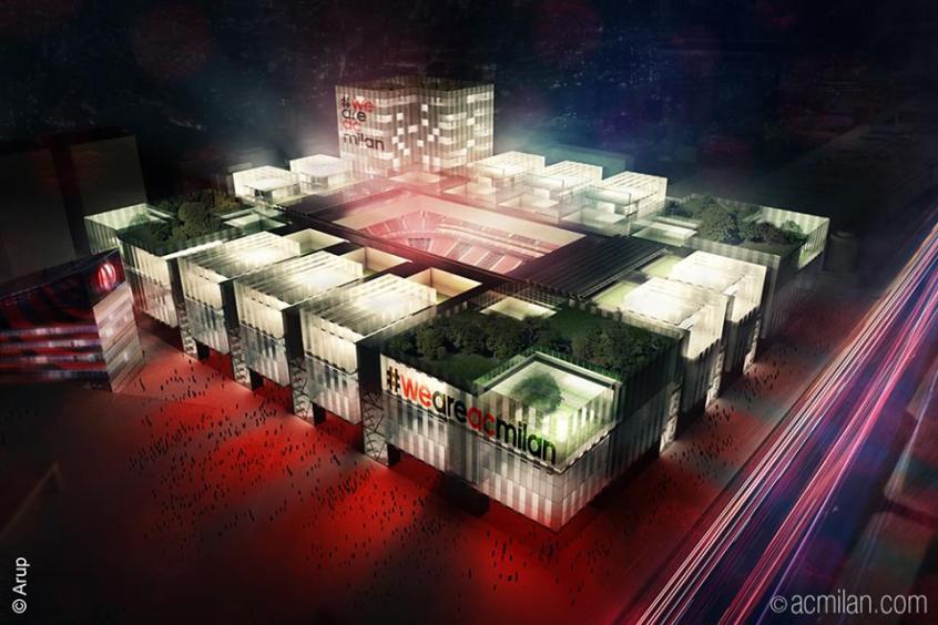 Топ-10 лучших стадионов, которые мы увидим в будущем - изображение 2