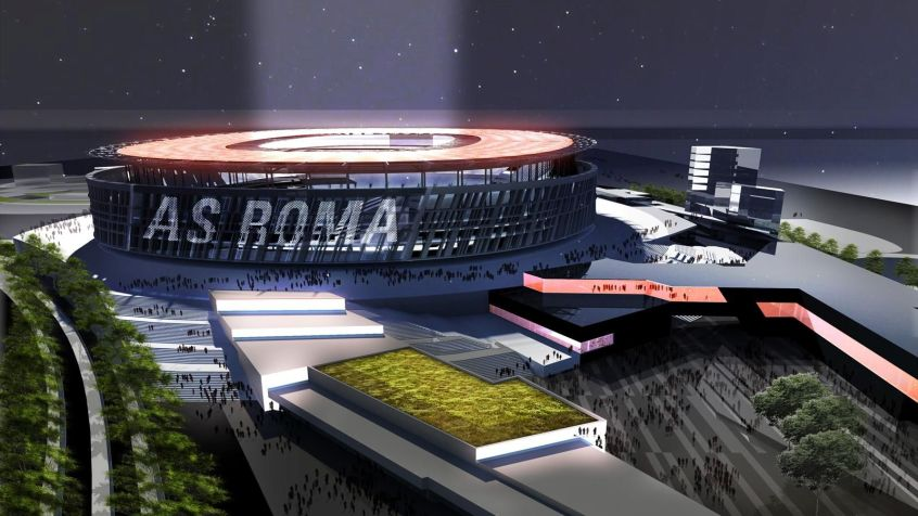 Топ-10 лучших стадионов, которые мы увидим в будущем - изображение 5
