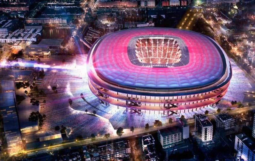 Топ-10 лучших стадионов, которые мы увидим в будущем - изображение 8