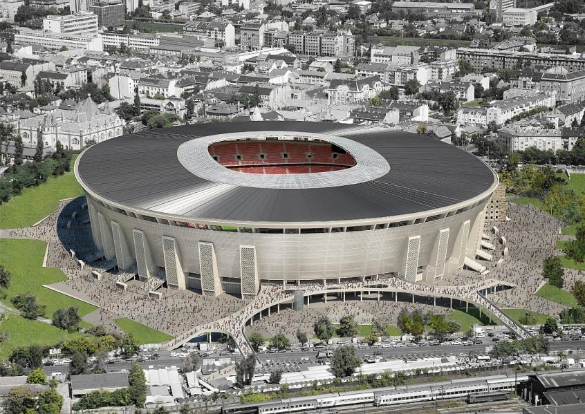 Топ-10 лучших стадионов, которые мы увидим в будущем - изображение 9