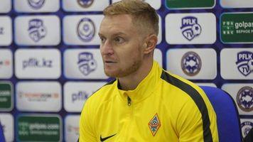 """Андрей Карпович: """"Большое событие для всего казахстанского футбола"""""""