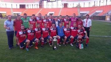 Два клуби Сумщини зіграють в Кубку України серед аматорів