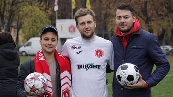 """Тарас Стретович: """"Ставимо на меті отримати професійний статус та повернути великий футбол у Кривий Ріг"""""""
