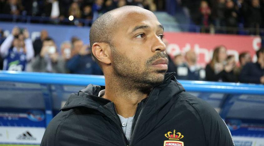 """""""Монако"""" объявил об отстранении Анри от работы с первой командой"""