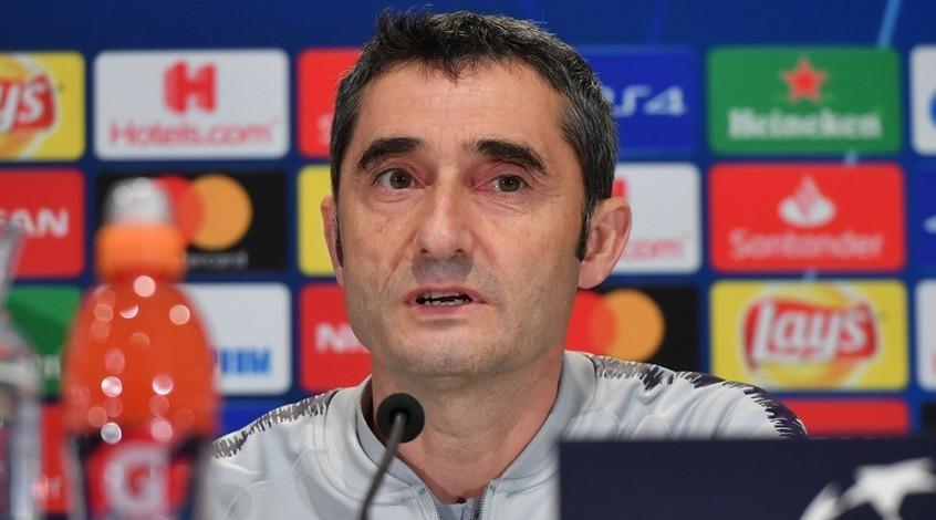 """Football Espana: """"Барселона"""" в ближайшие часы уволит Вальверде"""