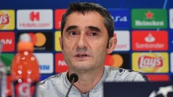 """Эрнесто Вальверде: """"Барселона"""" - не фаворит в противостоянии с """"Манчестер Юнайтед"""""""