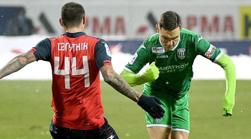 """""""Арсенал-Киев"""" - """"Карпаты"""" 1:1. Реванш не удался"""