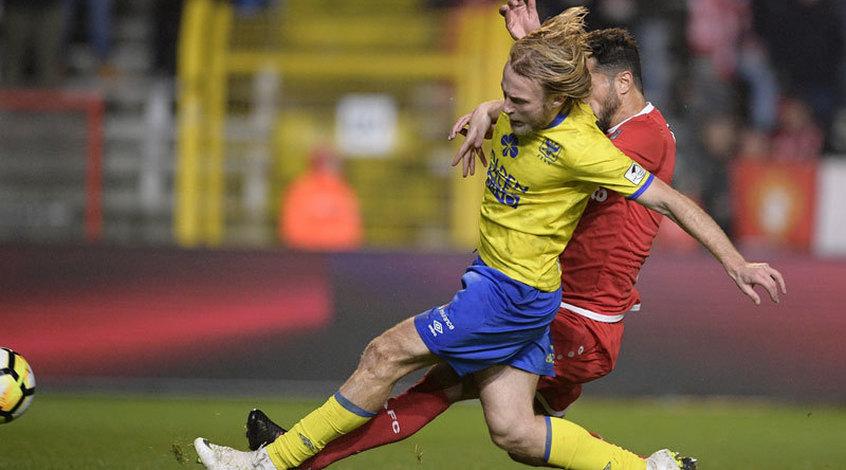 Украинцы в Бельгии: Безус вновь забивает в чемпионате (Видео)
