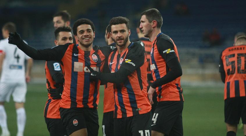 Названы лучшие 11 игроков 2019-го года в Украине