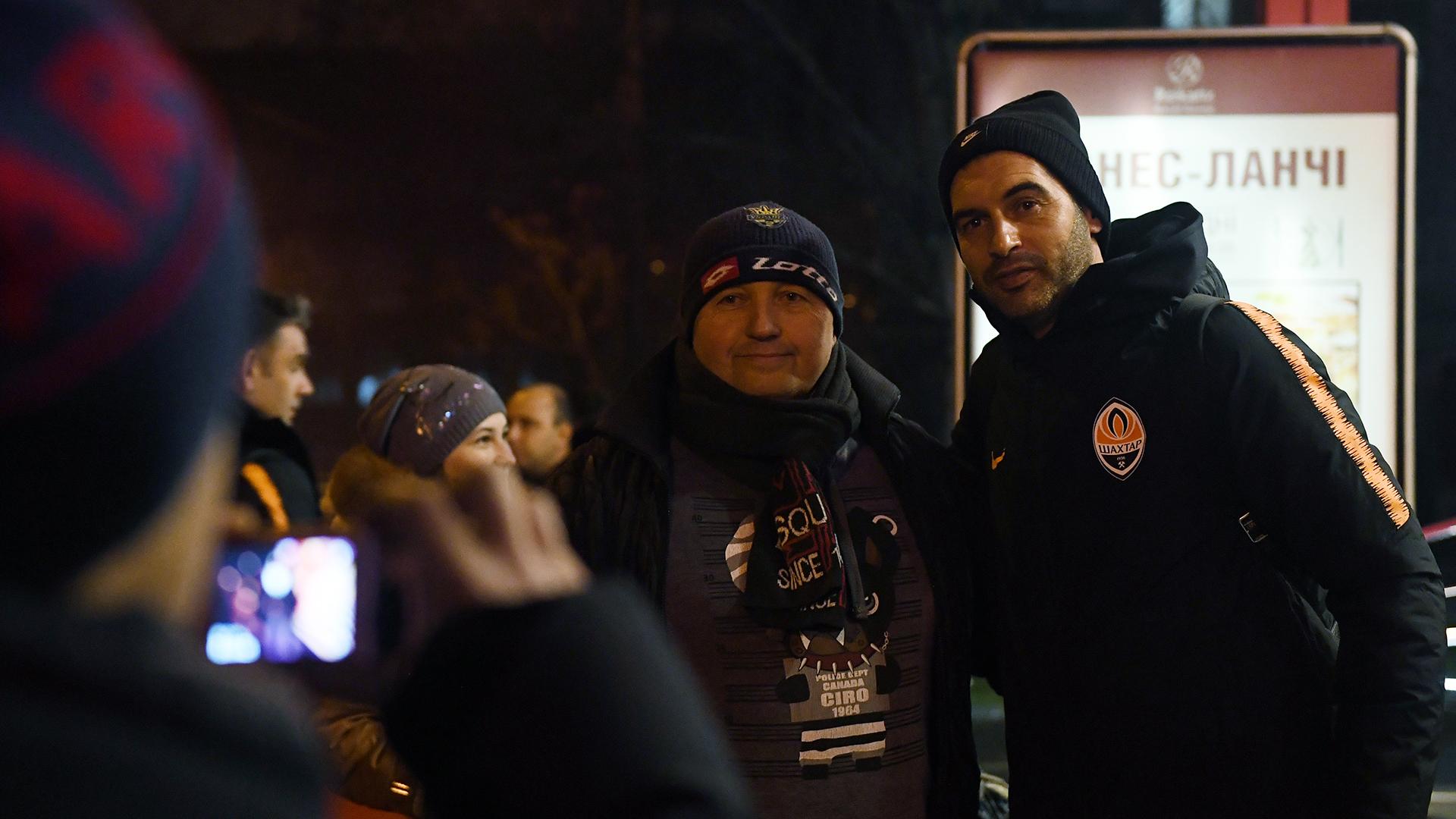 """""""Шахтер"""" прибыл в Мариуполь: без Тайсона, но с Марлосом - изображение 2"""