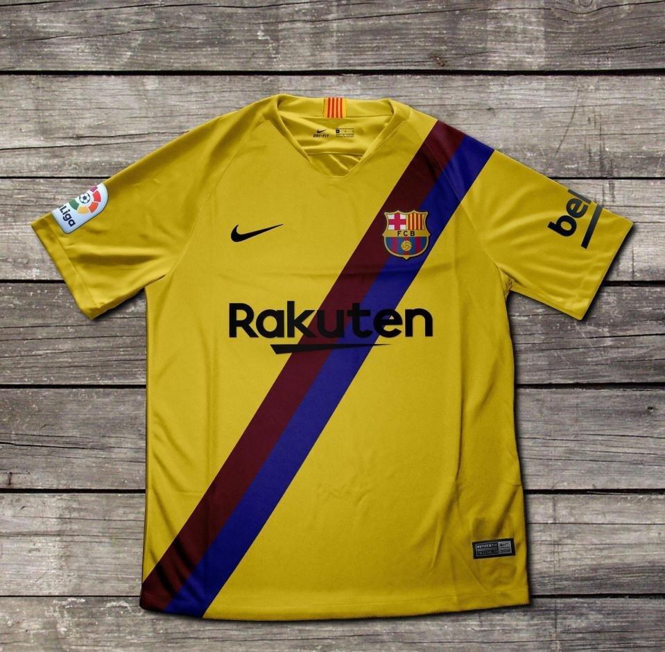 """""""Шашечки"""" или диагональ - в сеть слили фото новой формы """"Барселоны"""" - изображение 2"""