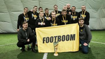 Інтерпліт (Черкаси) - переможець сьомого Зимового кубку Footboom! (+фото)