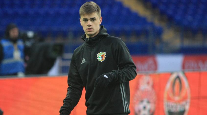 """Офіційно: Тарас Саків пролонгував контракт із """"Ворсклою"""""""