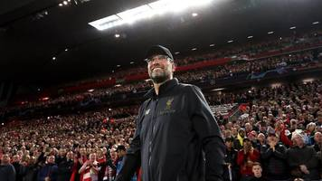 """Юрген Клопп: """"Все хотят, чтобы мы играли, как """"Манчестер Сити"""", но мы не можем так играть, мы играем в свой футбол"""""""