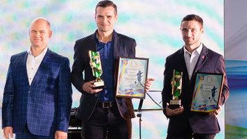Андрій Герасименко - найкращий тренер першості Київської області