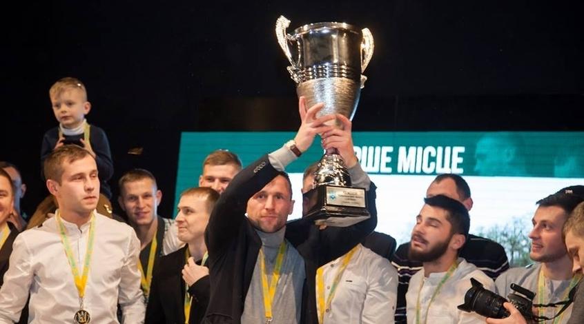 Визначено найкращих футболістів чемпіонату Тернопільської області