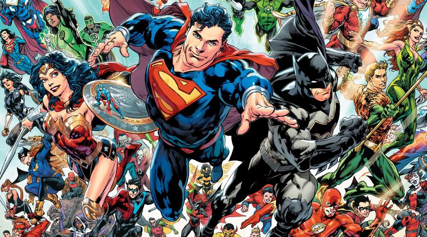 Супергеройская УПЛ: клубы в роли персонажей вселенной DC Comics