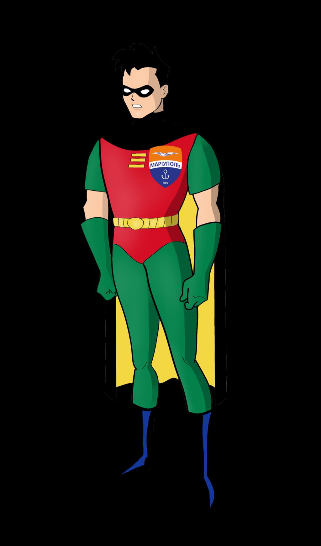 Супергеройская УПЛ: клубы в роли персонажей вселенной DC Comics - изображение 2