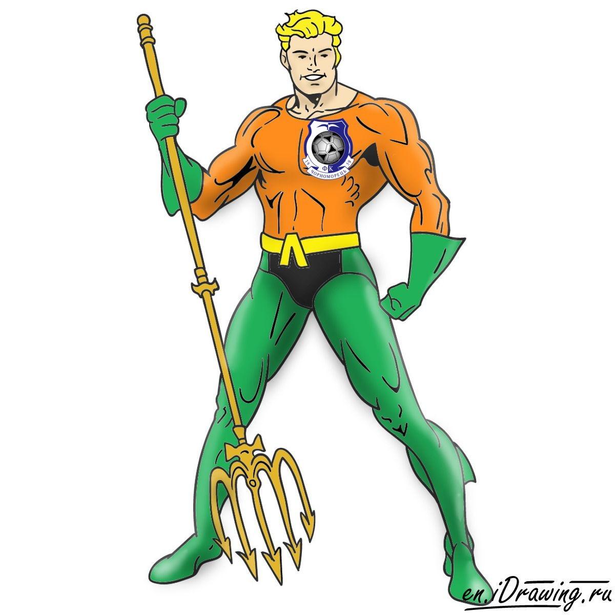 Супергеройская УПЛ: клубы в роли персонажей вселенной DC Comics - изображение 6