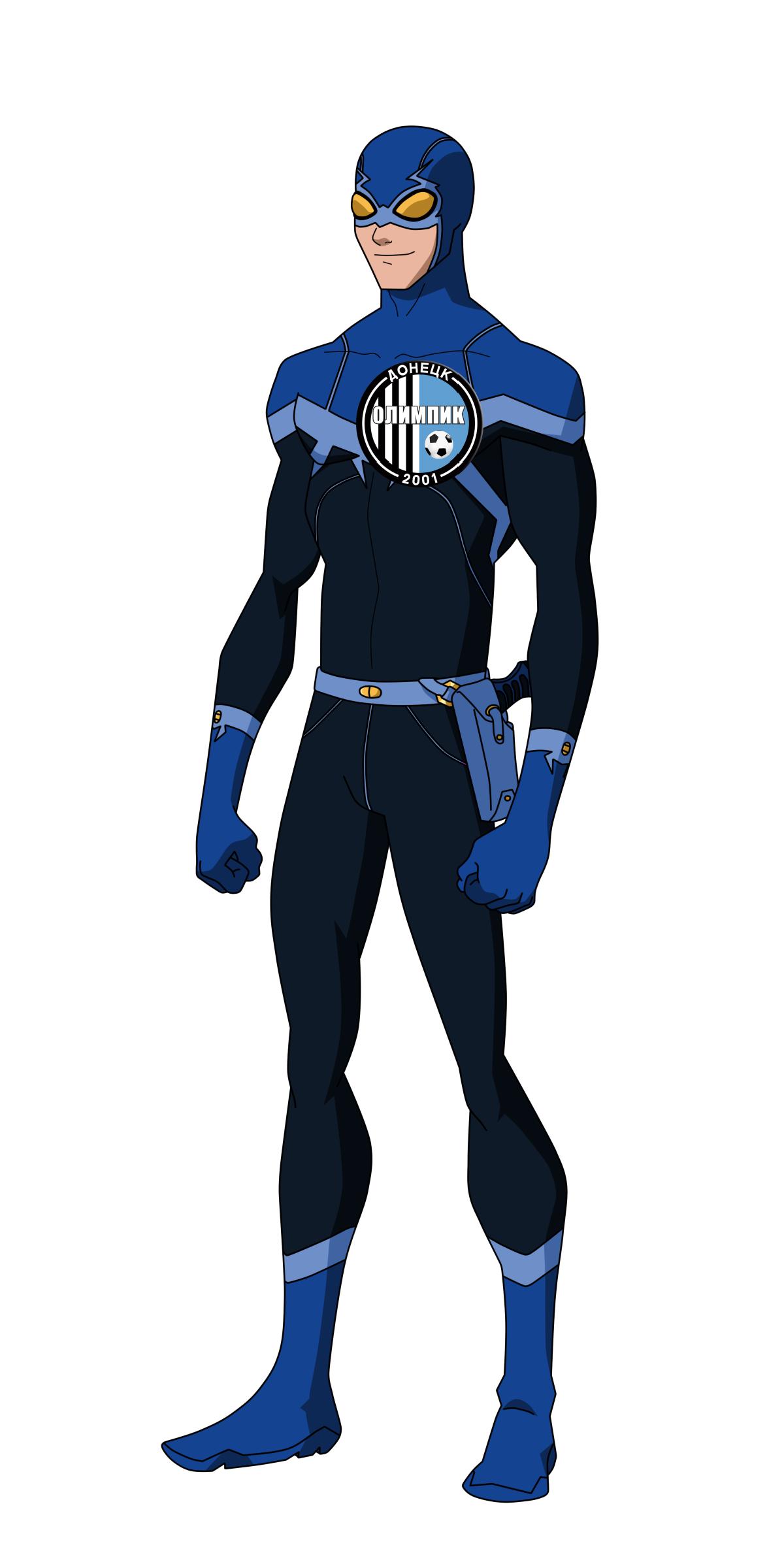 Супергеройская УПЛ: клубы в роли персонажей вселенной DC Comics - изображение 11