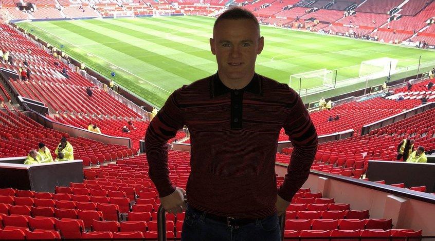 "Уэйн Руни хочет вернуться в ""Манчестер Юнайтед"""
